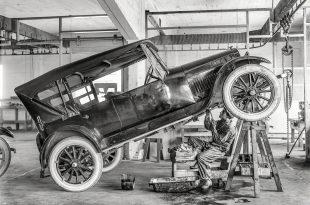 taller mecanico de coches